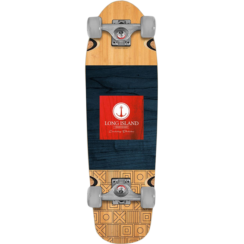 Long Island Captain Cruiser Skateboard 27.5