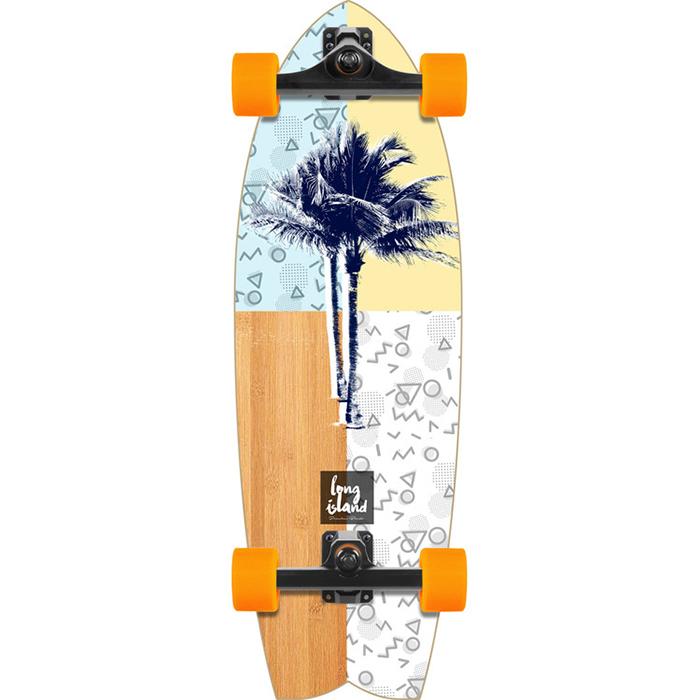 Long Island Florida Streetsurf Cruiser Skateboard 29.9