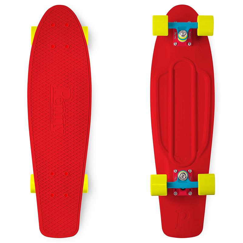 Penny Sunburn Cruiser Skateboard 27.0