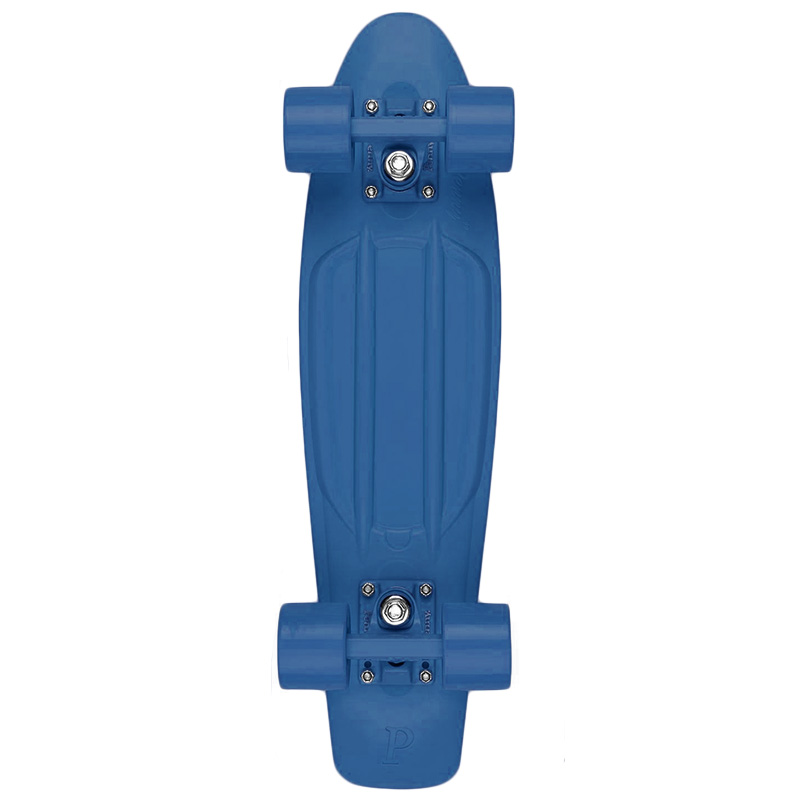Penny Blue Staple Complete Cruiser 22.0