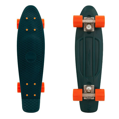 Penny Bottle Green Complete Cruiser 22.0