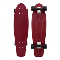 Penny Burgundy Cruiser Skateboard 22.0