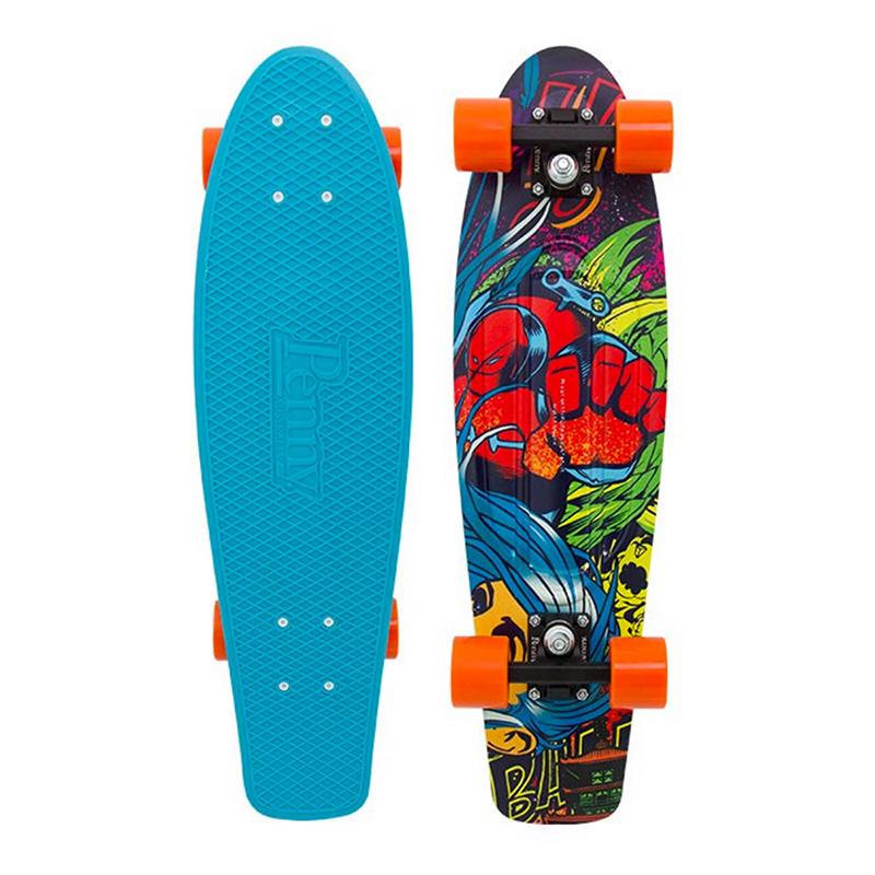 Penny Neo Tokyo Cruiser Skateboard 22.0