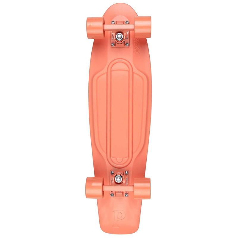 Penny Nickel Coral Staple Complete Cruiser 27.0