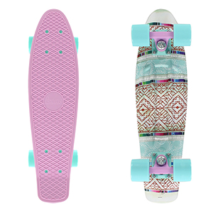 Penny Patchwork Cruiser Skateboard 22.0