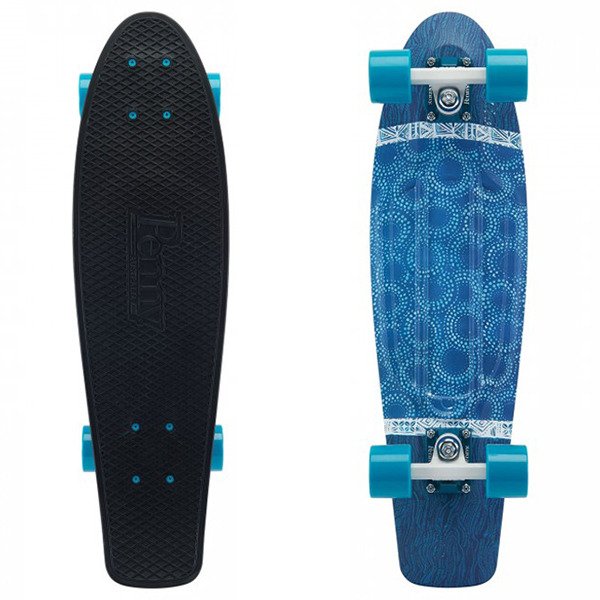 Penny Tidal Beach Cruiser Skateboard 27.0