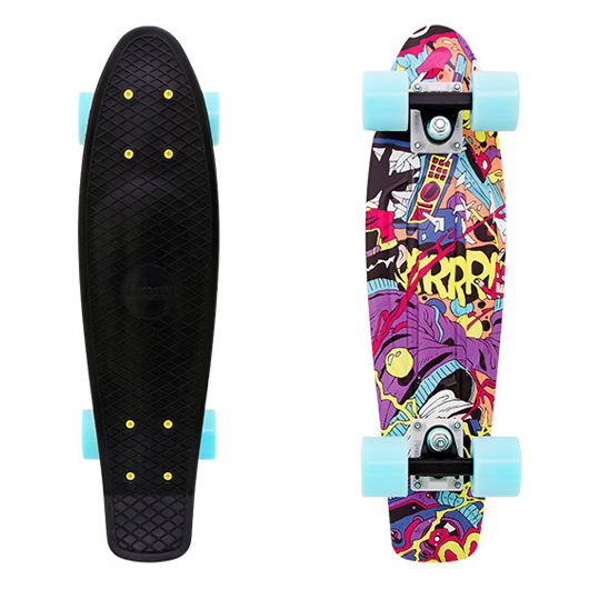 Penny TV Vandal Cruiser Skateboard 22.0