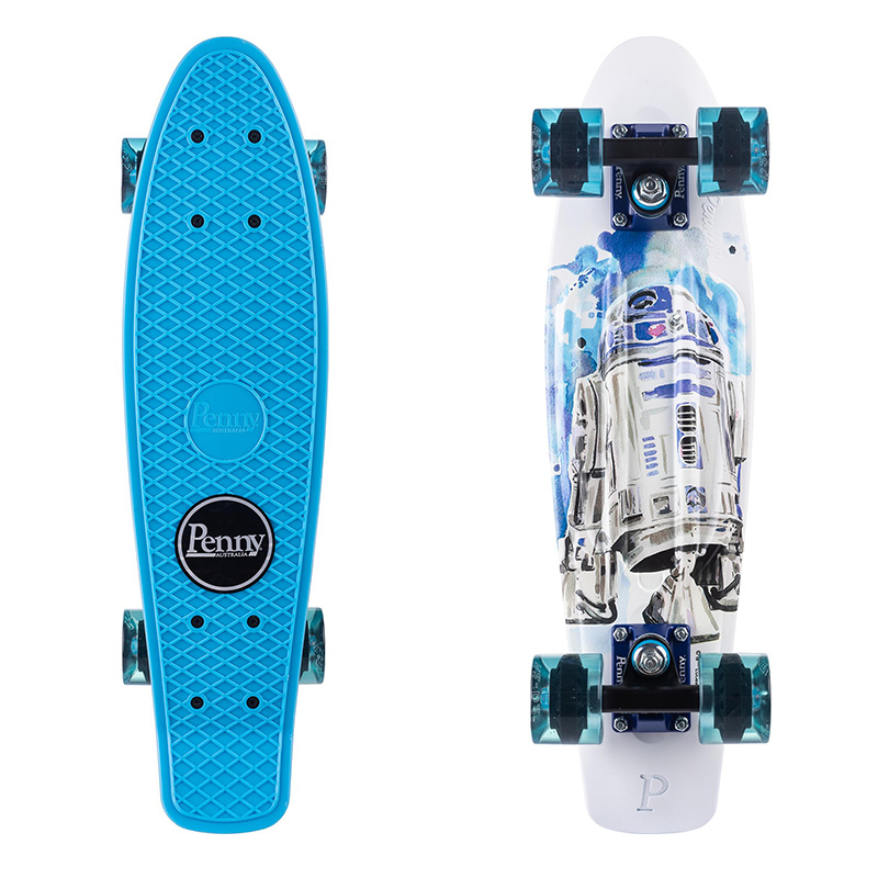 Penny x Star Wars R2D2 Complete Cruiser 22.0