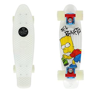 Penny x The Simpsons El Barto Cruiser Skateboard 22.0