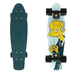 Penny x The Simpsons Excellent Cruiser Skateboard 22.0