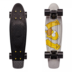 Penny x The Simpsons Homer Cruiser Skateboard 22.0