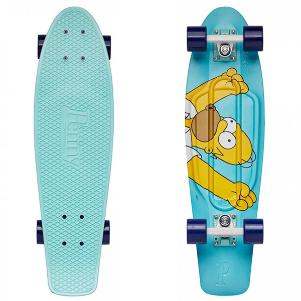 Penny x The Simpsons Homer Cruiser Skateboard 27.0