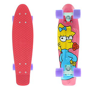 Penny x The Simpsons Maggie Cruiser Skateboard 22.0