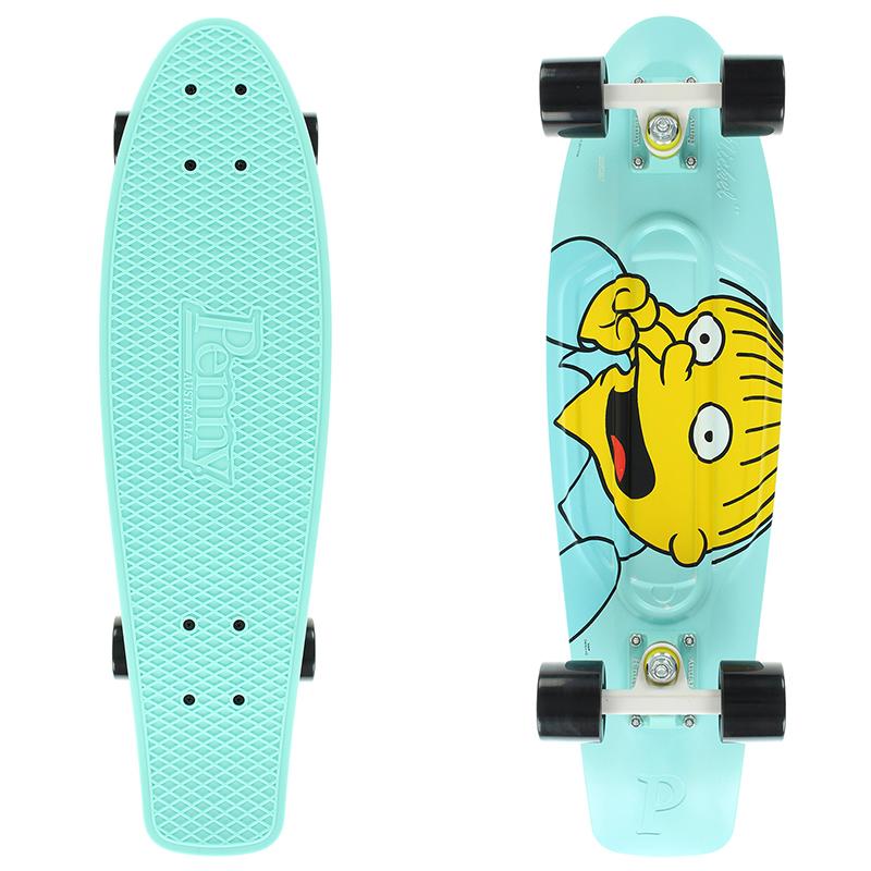 Penny x The Simpsons Ralph Nickel Cruiser Skateboard 27.0