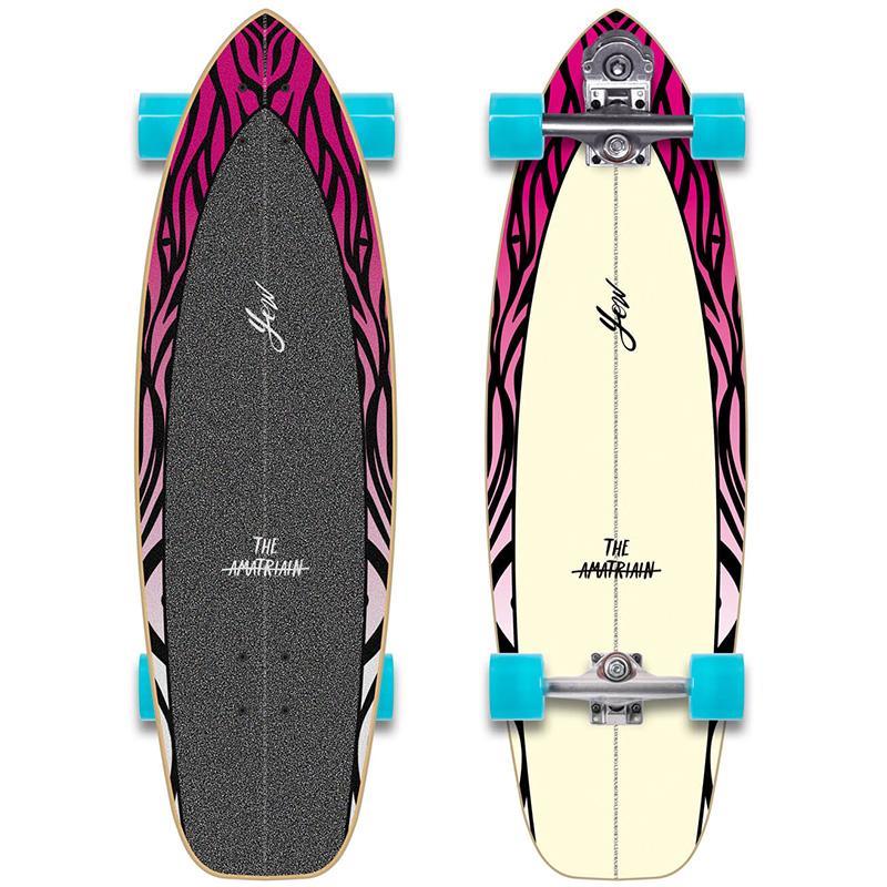 Yow Amatriain Signature Series Complete Surfskate 33.5