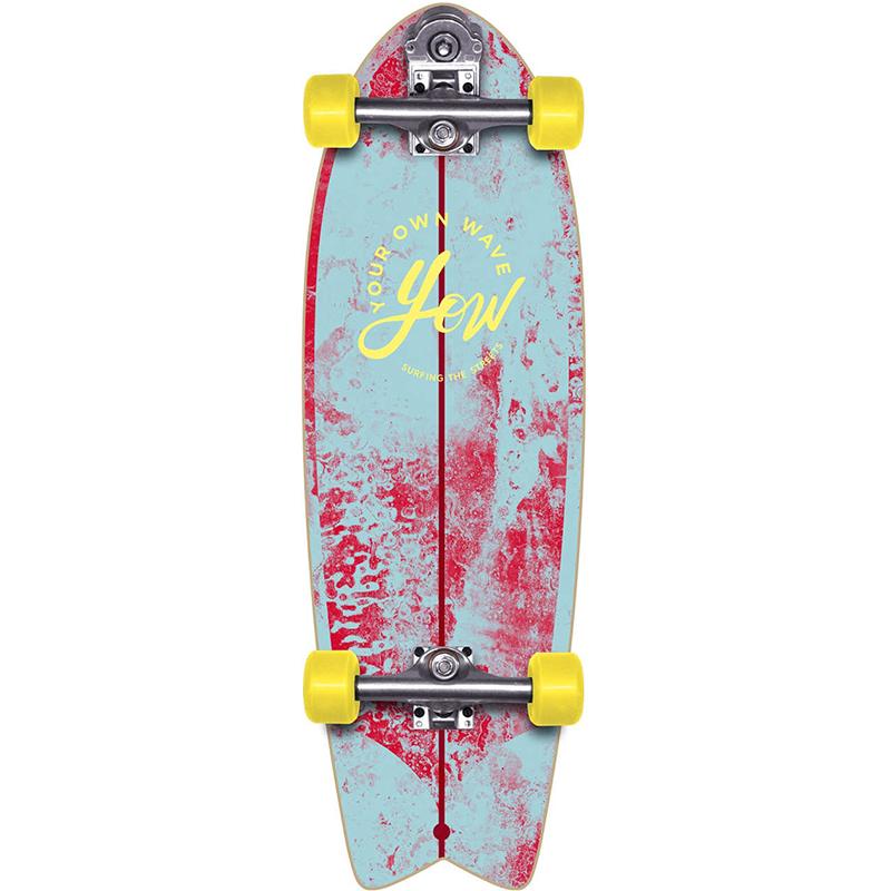 Yow Cloud Nine Court Surfskate V3 Cruiser Skateboard 30.0