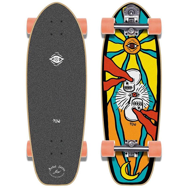 Yow Handsforfeet Artist Series Surfskate 29.0