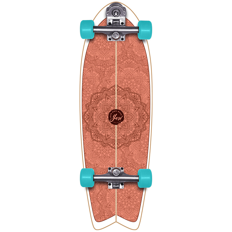 Yow Huntington Beach Surfskate V3 Cruiser Skateboard 30.0