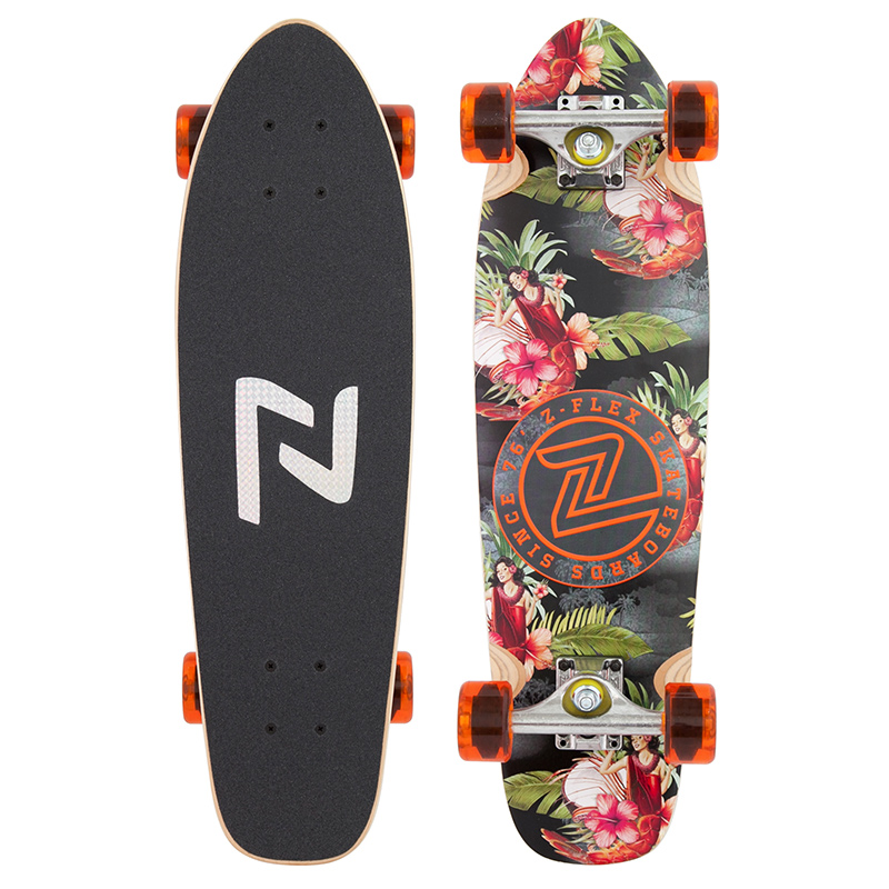 Z-Flex JP Prawn Cocktail Cruiser Skateboard 27.0
