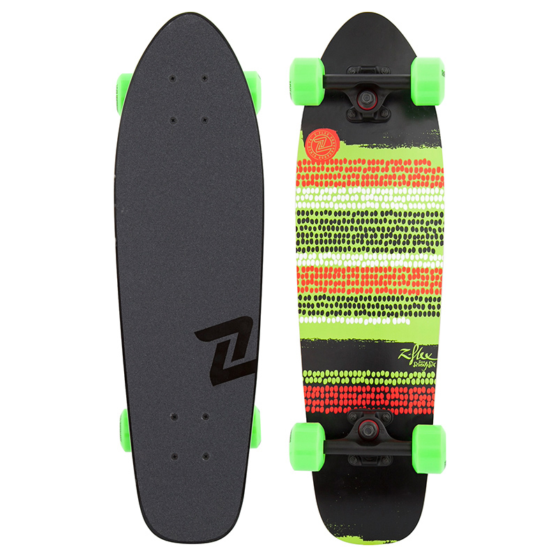 Z-Flex Outbreak Cruiser Skateboard 27.0