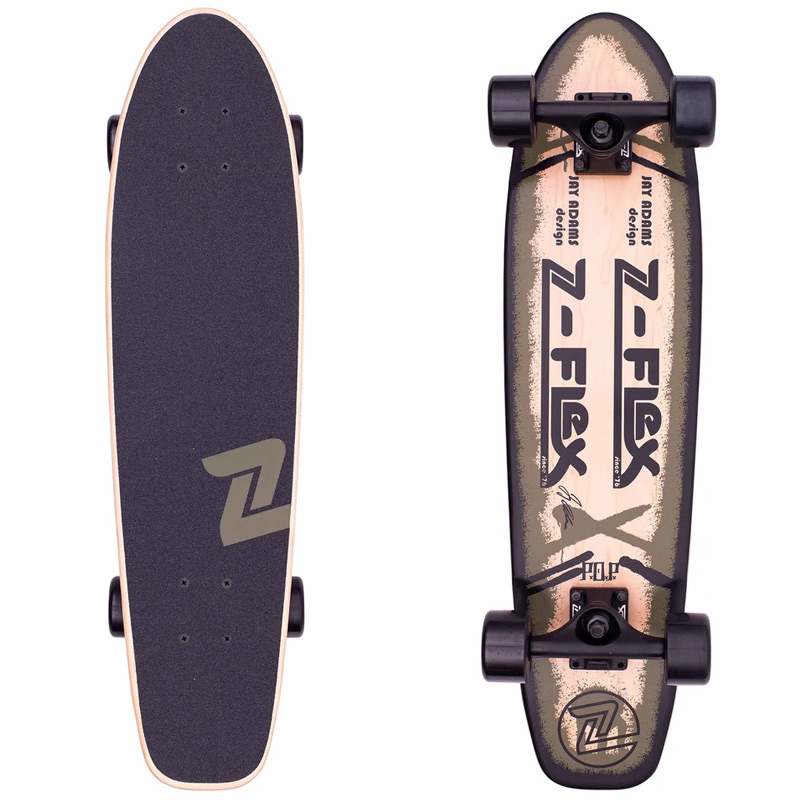 Z-Flex P.O.P Complete Cruiser 29.0