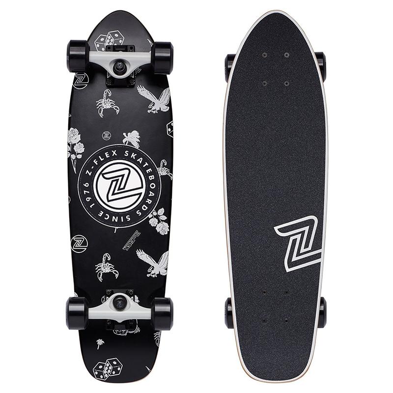 Z-Flex Rolling Bones Complete Cruiser 27.0