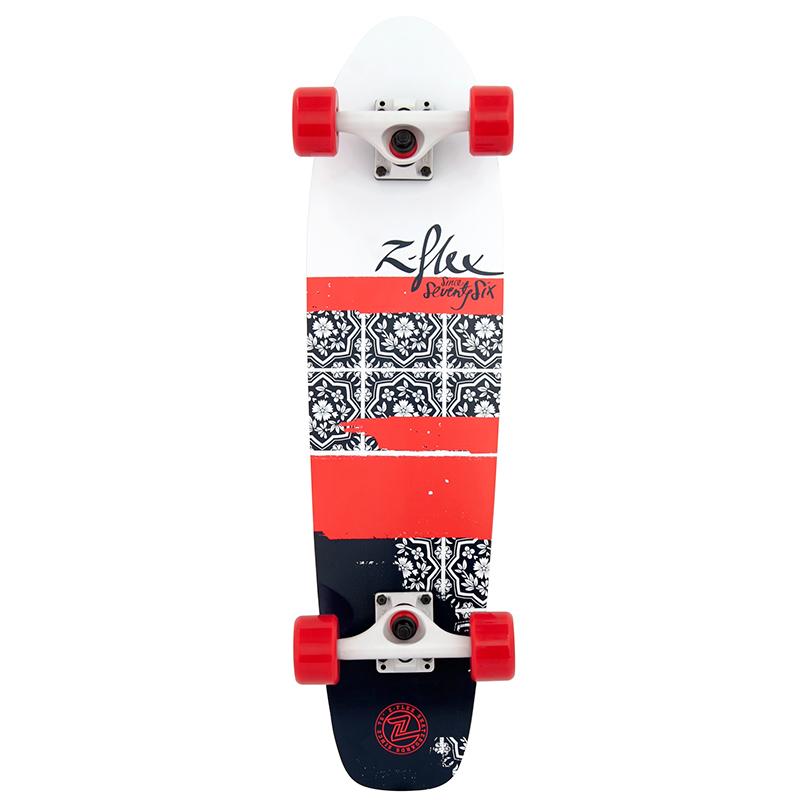 Z-Flex Tuscan Cruiser Skateboard 29.0