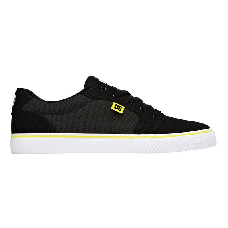 DC Anvil Tx Black Bright Yellow