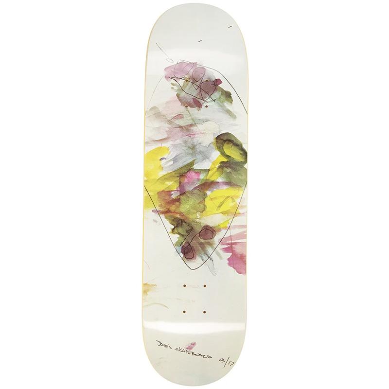 Alltimers Bored Boards Joie Skateboard Deck 8.5