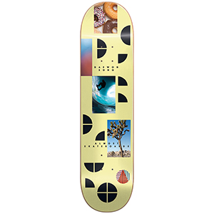 Almost Daewon Fragments R7 Skateboard Deck 8.25