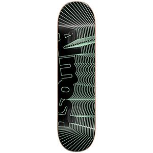 Almost Daewon Impact Unknown Impact Skateboard Deck 8.25