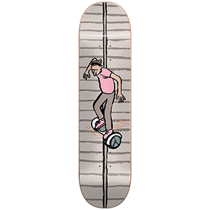 Almost Daewon Jean Julien Stairs R7 Skateboard Deck 8.0