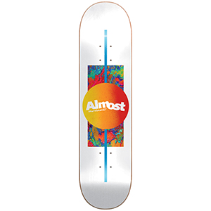 Almost Gradient HYB Skateboard Deck 8.0