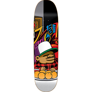 Almost Heritage Last Supper Cholo Skateboard Deck 8.5