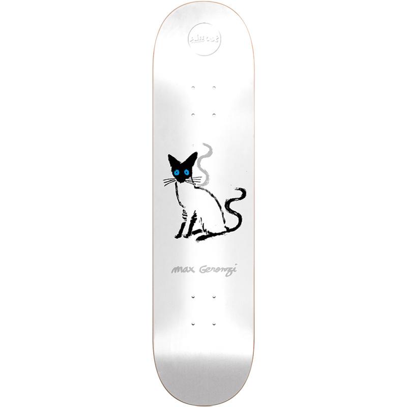 Almost Max Geronzi Pets R7 Skateboard Deck 8.125