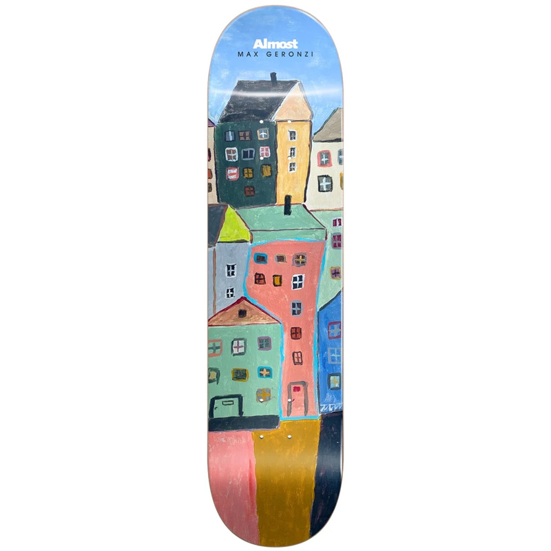 Almost Max Places R7 Skateboard Deck (Right) 8.25