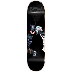 Almost Mullen Batman Choker Impact Light Skateboard Deck 8.25