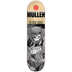 Almost Mullen FM Grey Knight Batman R7 Skateboard Deck 7.75