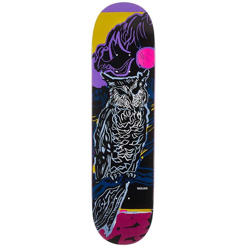 Almost Mullen For The Birds Impact Light Skateboard Deck 8.25
