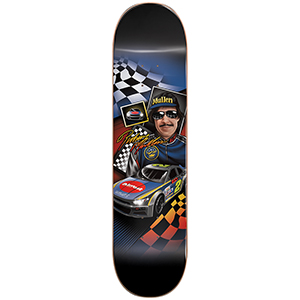 Almost Mullen Taladega R7 Skateboard Deck 8.125
