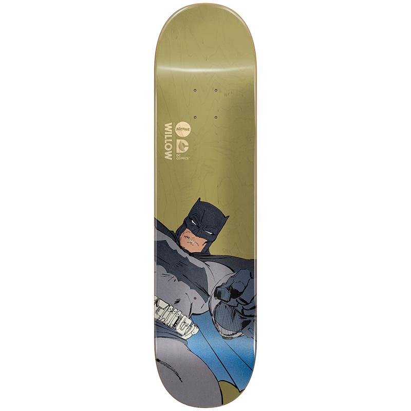 Almost Willow Batman-Dark Knight Returns R7 Skateboard Deck 8.125