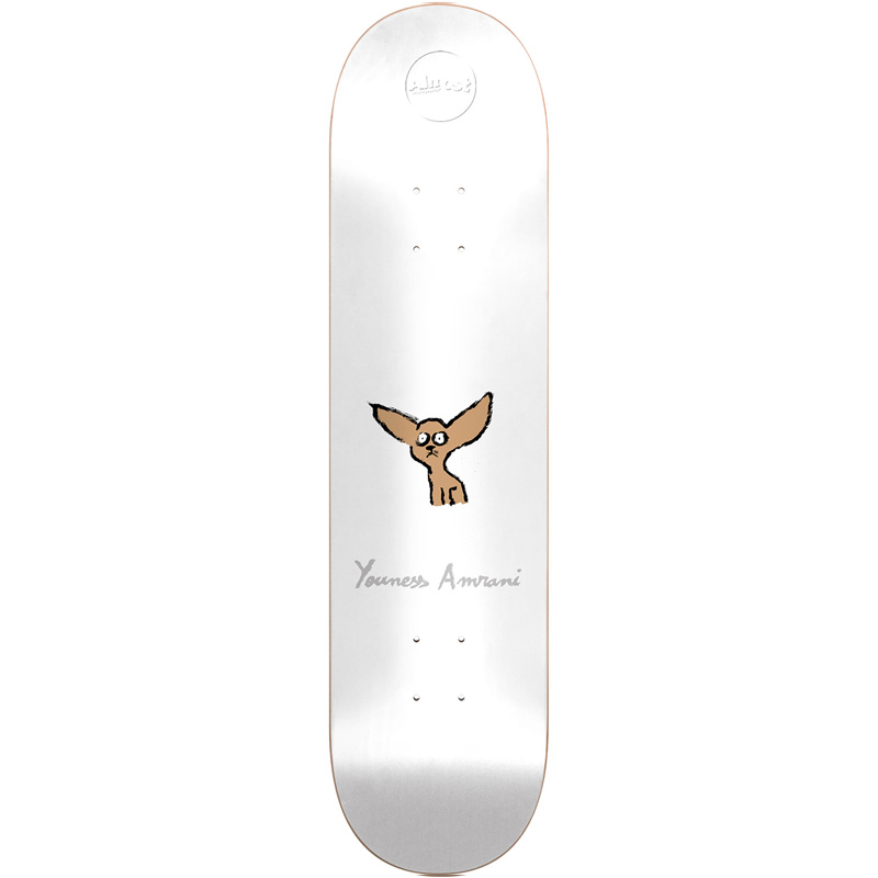 Almost Youness Amrani Pets R7 Skateboard Deck 8.25