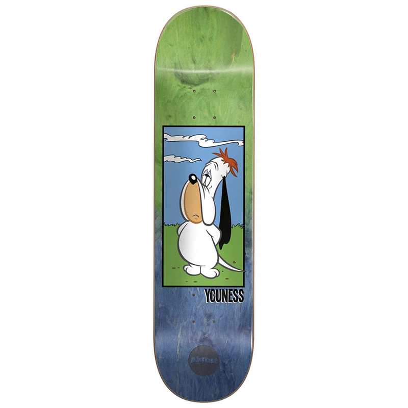 Almost Youness Droopy Fade R7 Deck 8.125