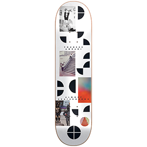 Almost Youness Fragments R7 Skateboard Deck 8.375