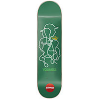 Almost Youness Intertwined R7 Skateboard Deck 8.125