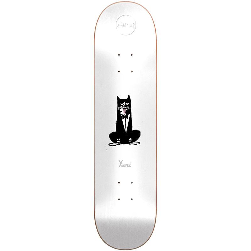 Almost Yuri Facchini Pets R7 Skateboard Deck 8.375