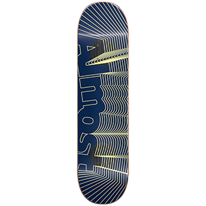 Almost Yuri Impact Unknown Impact Skateboard Deck 8.0