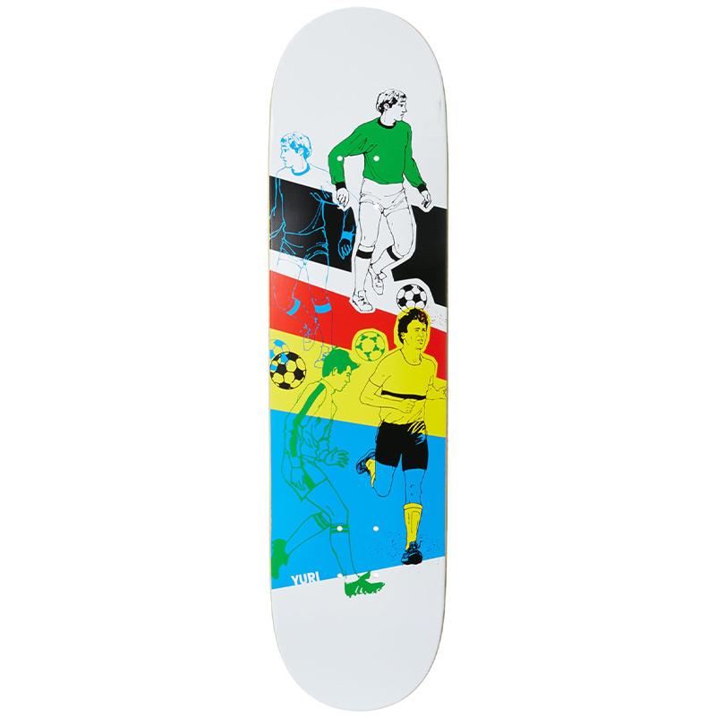 Almost Yuri Not A Sport R7 Skateboard Deck 8.0