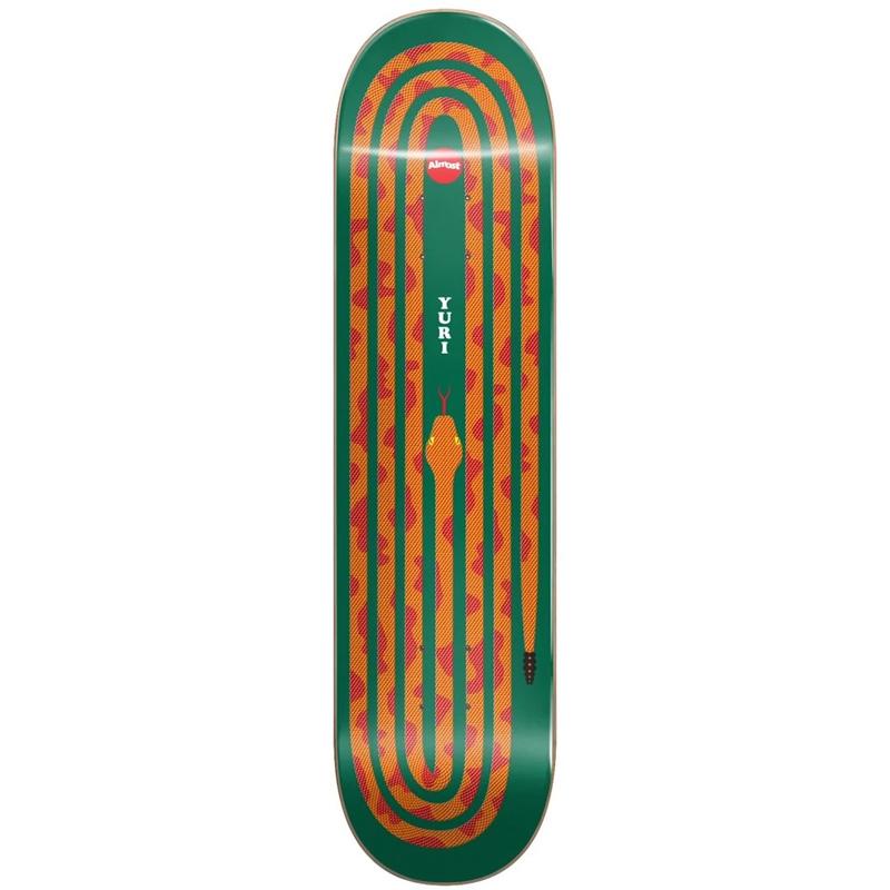 Almost Yuri Snake Pit R7 Skateboard Deck 8.125