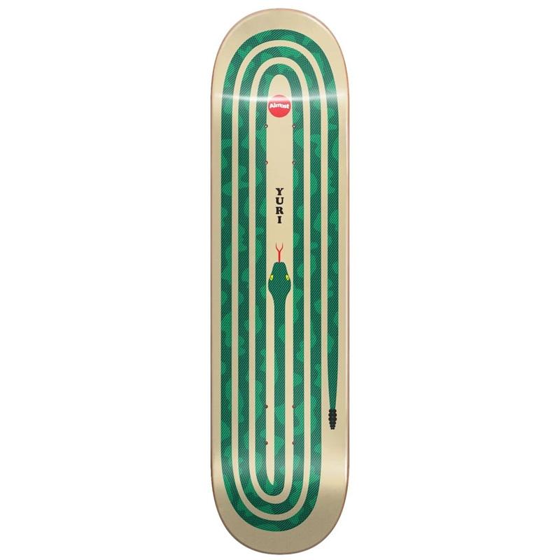 Almost Yuri Snake Pit R7 Skateboard Deck 8.375
